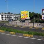Viale A. Uso di Mare-  direzione Catania