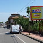 ACI CATENA - San Nicolò - Via Nizzeti - Direzione Acireale